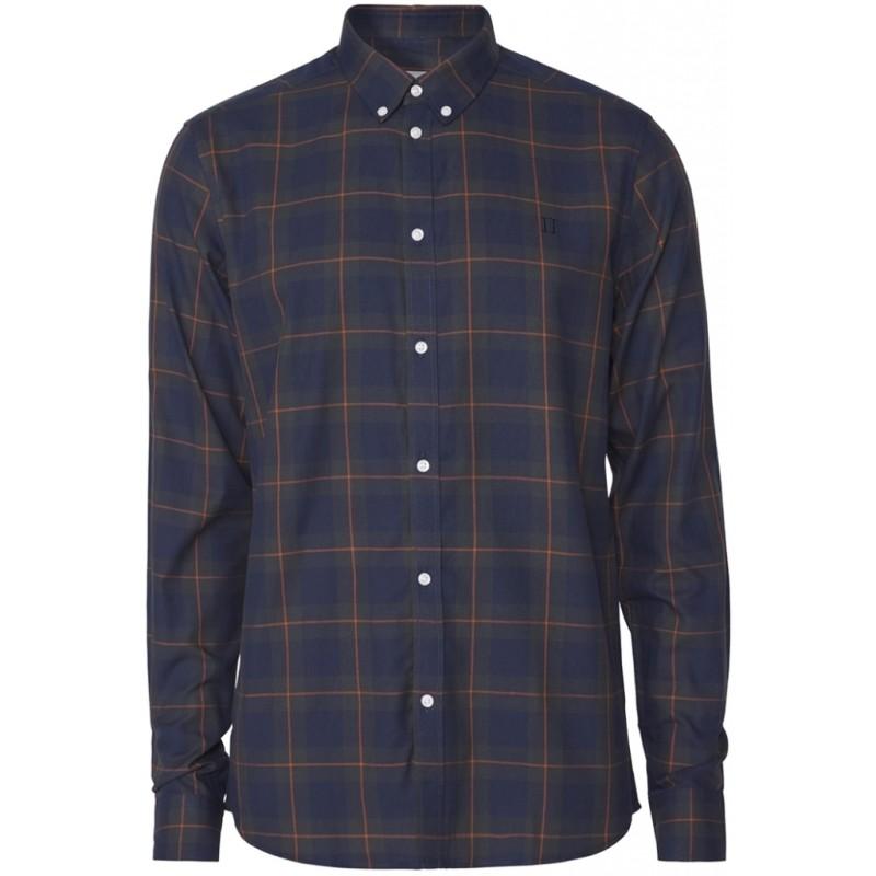 Hubert Check Flannel Shirt